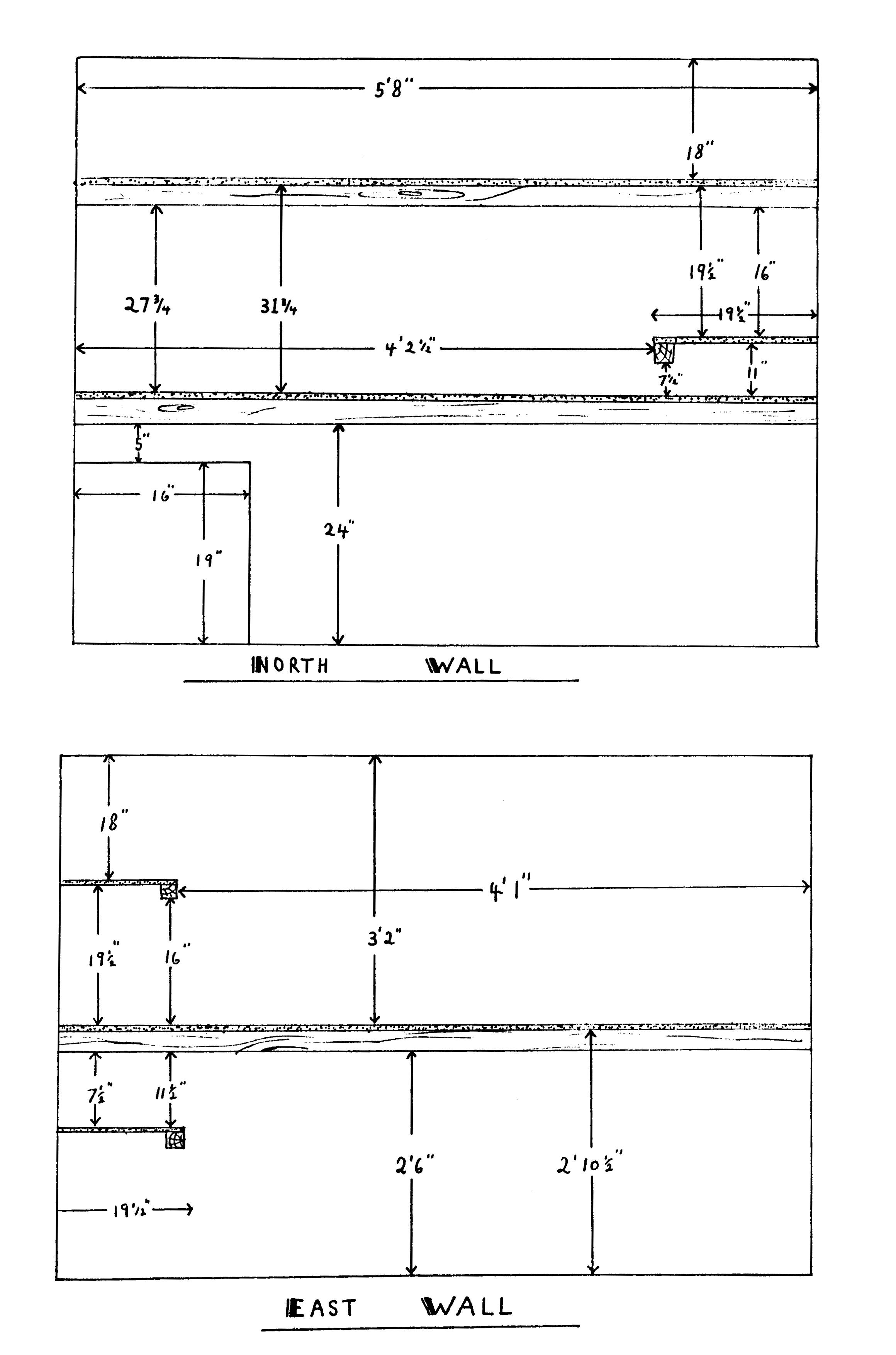 1981-09-22 RGV Repeater Group Building Shelves VK3YNV