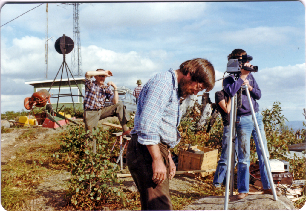 1982-04-03 RGV Construction VK3YNV XQA Jim Goyne